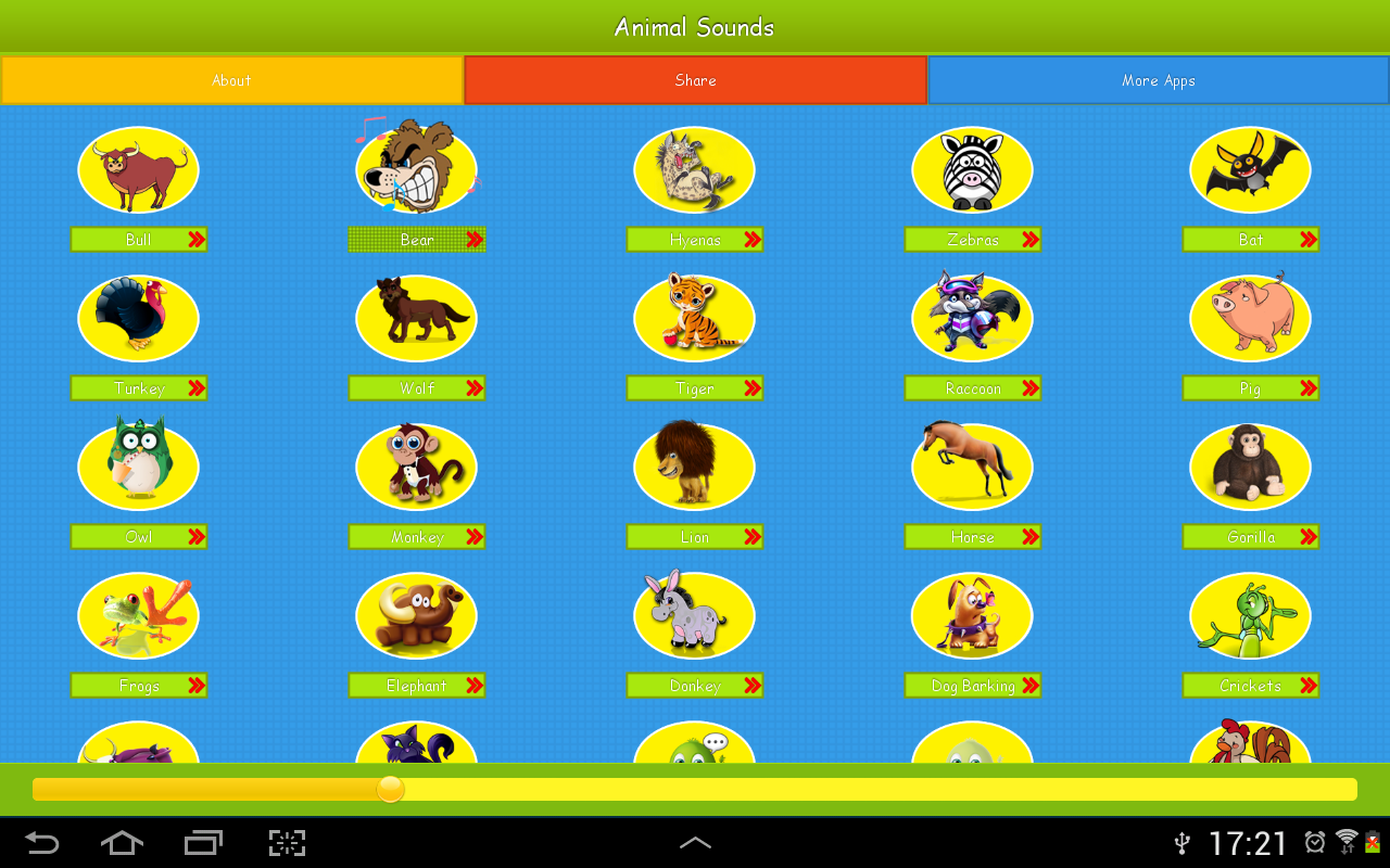Video For Kids On Animal Sounds