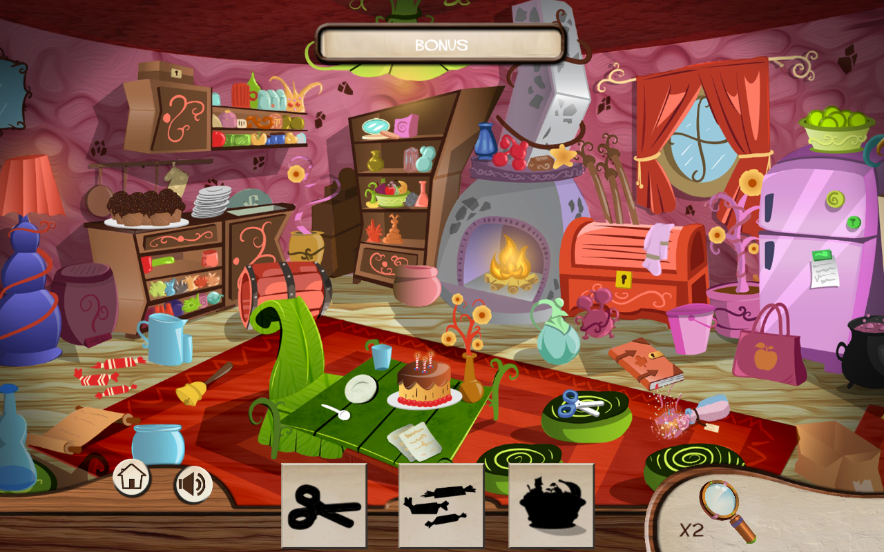 Mystery Hidden Objects