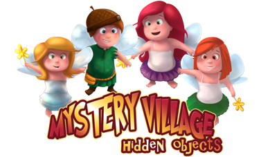 Hidden Objects Mystery Village
